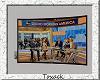 Iconic lobby tv.