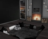 Gray chill room