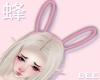 Glowing Bunny Ears- PINK