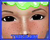 Toddler. Kids Eyebrows