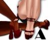 Red Wine heels