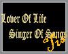 (Tis) Lover Singer Floor