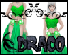Forest Dragoness Gown