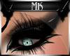 !Mk! Bella Eyes Teal