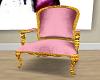 Elegant Pink Chair