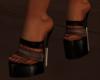 Vix- Brown Heels