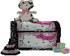 MT~HELLOKITTY TOY BOX