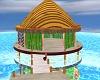 beach hutt