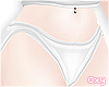 ♡ white panties rll