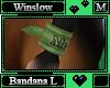 Winslow Bandana L M