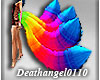 DA > 6 Fox Tails Rainbow