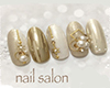 7N_gold nail