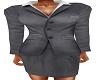 Grey Business Suit