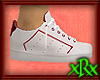Sneakers White/Red Male