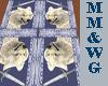 *MM* (SB)Wolf design Rug
