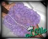 .L. Loofa Purple