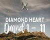 Diamond Heart -Alan wlkr