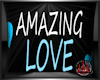 [JAX] AMAZING LOVE BADGE