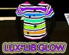 Emo Glow Rainbow Ringer