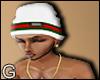 ♕ WhiteGucci Beanie  G