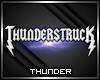 Thunderstruck Sticker