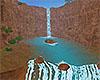 ~V~ Waterfall Gorge