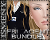 [Is] FBI Agent Bundle I
