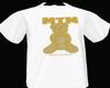 M. MTM White Ted Tshirt