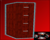 RH Cherry file cabinet