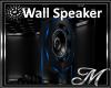 Blue Wall Speaker