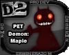 [D2] Demon: Maple