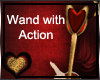 +Queen Of Hearts+ Wand