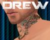 [xD] Travis neck tats