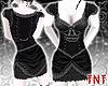 Trista Dress - Midnight