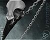 ¤ Crow Skull Mono V2
