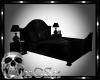 CS - Black Bed