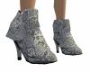 Kadee Snake Skin Boots