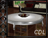!C* T Coffee Table
