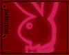 . Pink Bunny Neon Sign