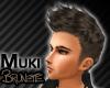MUKI Brown Mohawk