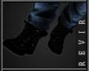 R;Boots;Black