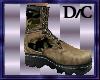 D/C Combat Boots