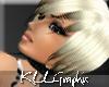 [K Kyoko Platinum Tipped