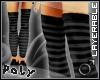Skinnyboy Socks blk/grey