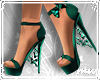 !Stars Sandals green