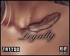 Ez| Chest Tattoo