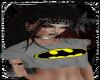 ~CC~Batman Crop Top