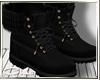 ♔ Nick  Trim Boots