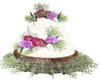 BARN WEDDING CAKE (KL)
