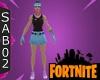Volley Girl Fortnite